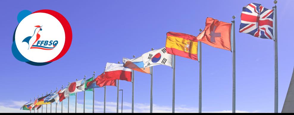 Les Compétitions Internationales